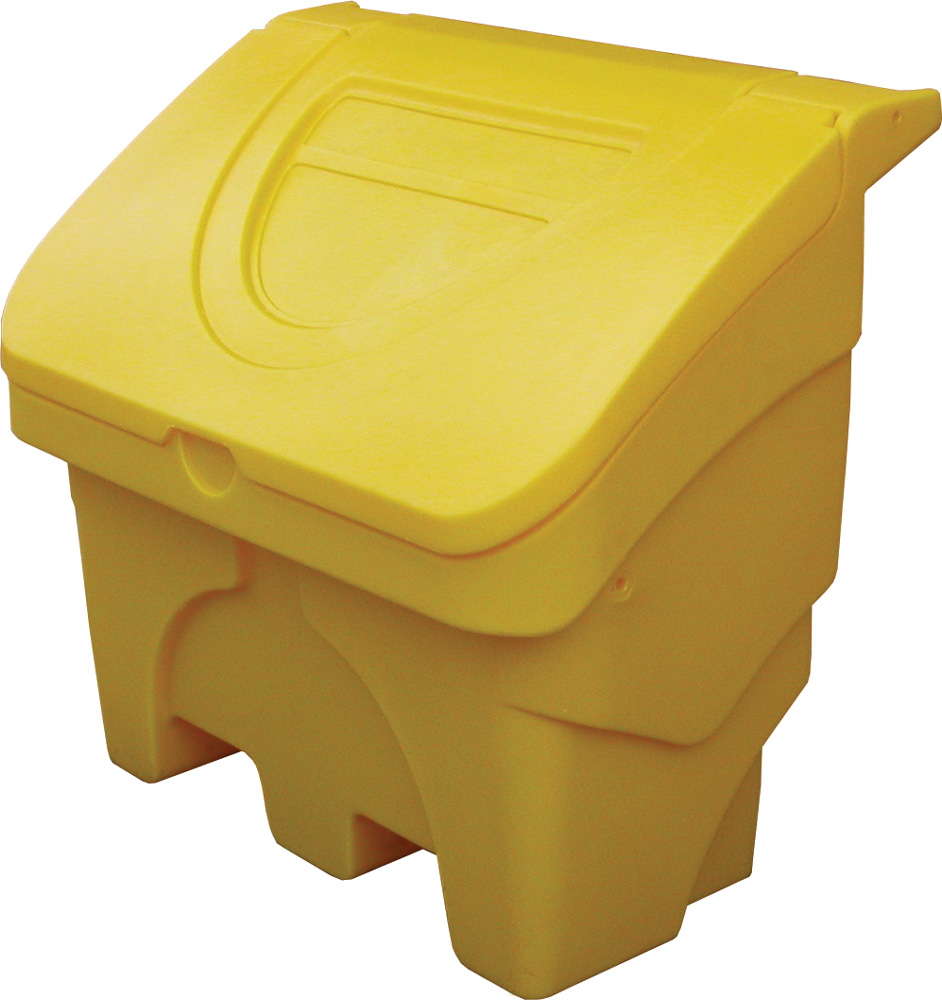 Grit Bin Storage Box 130 Ltr Clear Spill