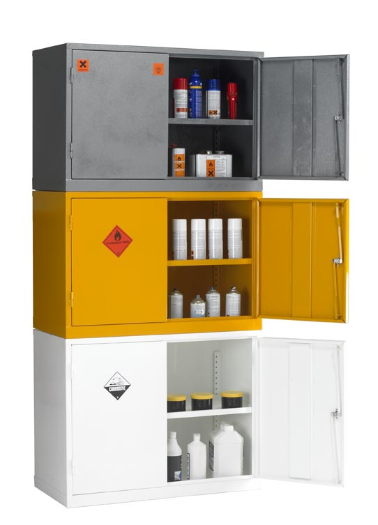 Superbe Stackable Storage Cabinets