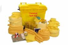 660 Spill Kit Wheeled Unit