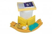 31 Ltr Chemical Spill Kit Bucket