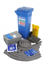 125 Spill Kit Wheeled Unit