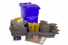 360 Spill Kit Wheeled Unit