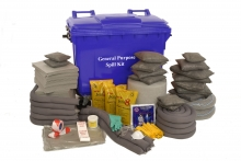 660 General Spill Kit Wheeled Unit