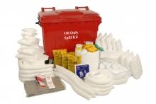 660 Oil Spill Kit Wheeled Unit