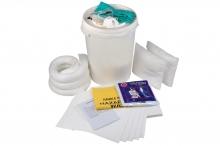 50 Ltr Oil Spill Kit Bucket