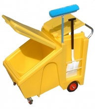 Poly Trolley Cart