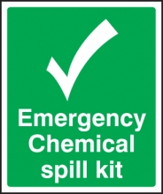 Emergency Chemical Spill Kit